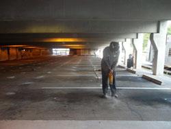 concrete repair restoration