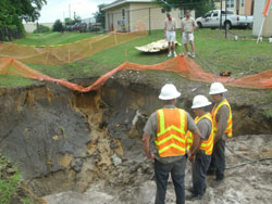 what is a sinkhole